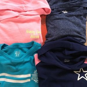 Justice Girls Sweatshirts
